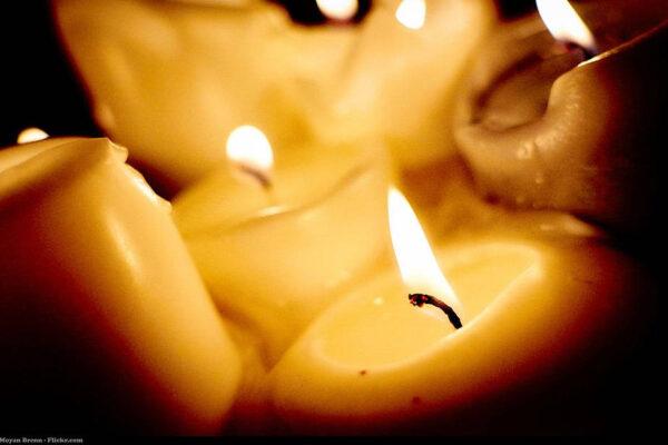 Kerzen - (Foto von Moyan Brenn)